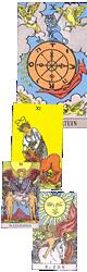 tarot kaarten tarotmediation
