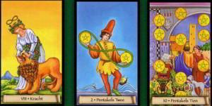 tarotlegging verleden heden toekomst op pagina Wat kost een Tarot Consult